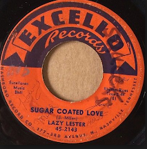 """Sugar Coated Love"""