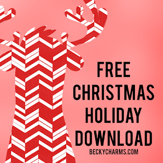 Free Christmas Holiday Download by BeckyCharms