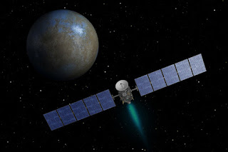 فيديوجديد لكوكب سيريس Cérès من انتاج وكالة ناسا