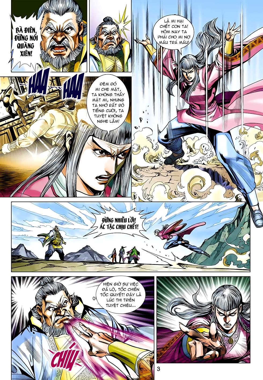 Anh Hùng Xạ Điêu chap 99 - Trang 3
