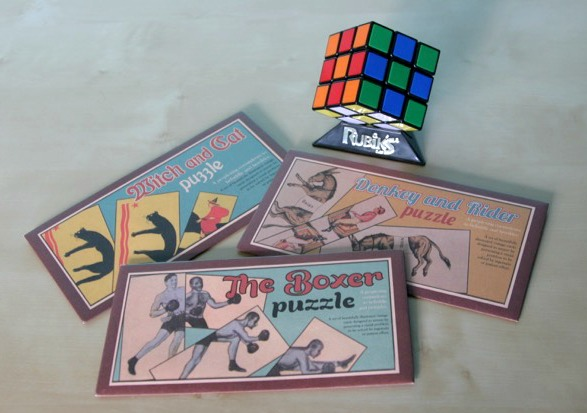 Morgan's Milieu | How Do You Train Your Brain?: Card puzzles to test your brain.
