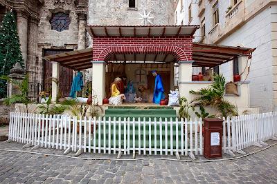 nativity scene Creche