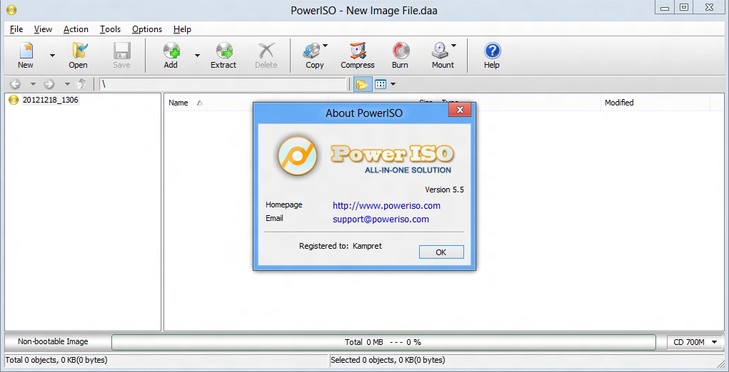 Poweriso full version crack