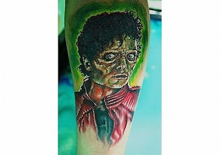 Michael Jackson Tattoos