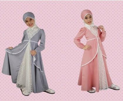 Model Baju Muslim Anak Perempuan Dan Laki Laki Modern