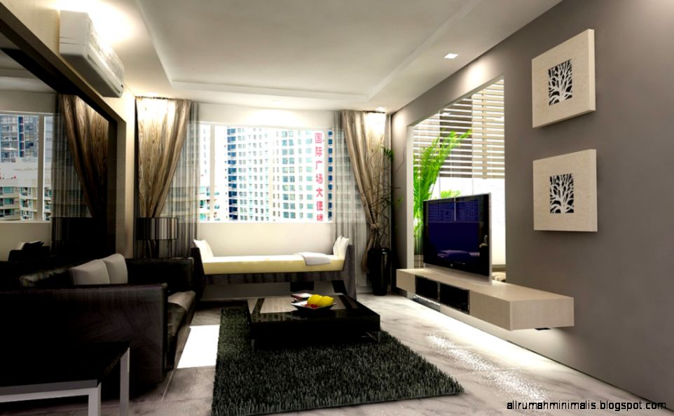 Desain Interior Rumah Minimalis Modern 2 Lantai  Cara Mendesain Rumah