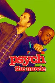 Psych: O Filme Torrent - WEB-DL 720p/1080p Dual Áudio