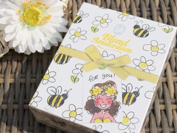 4 Jaar bloggen - Giveaway 1   Blond Amsterdam gift set.