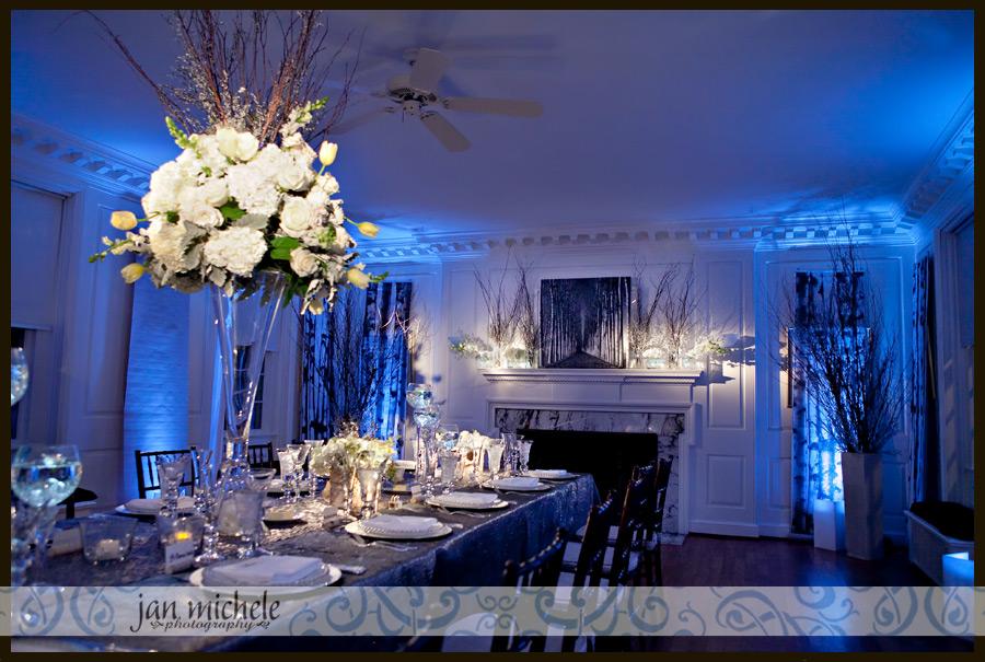 Winter Wedding Decor Ideas
