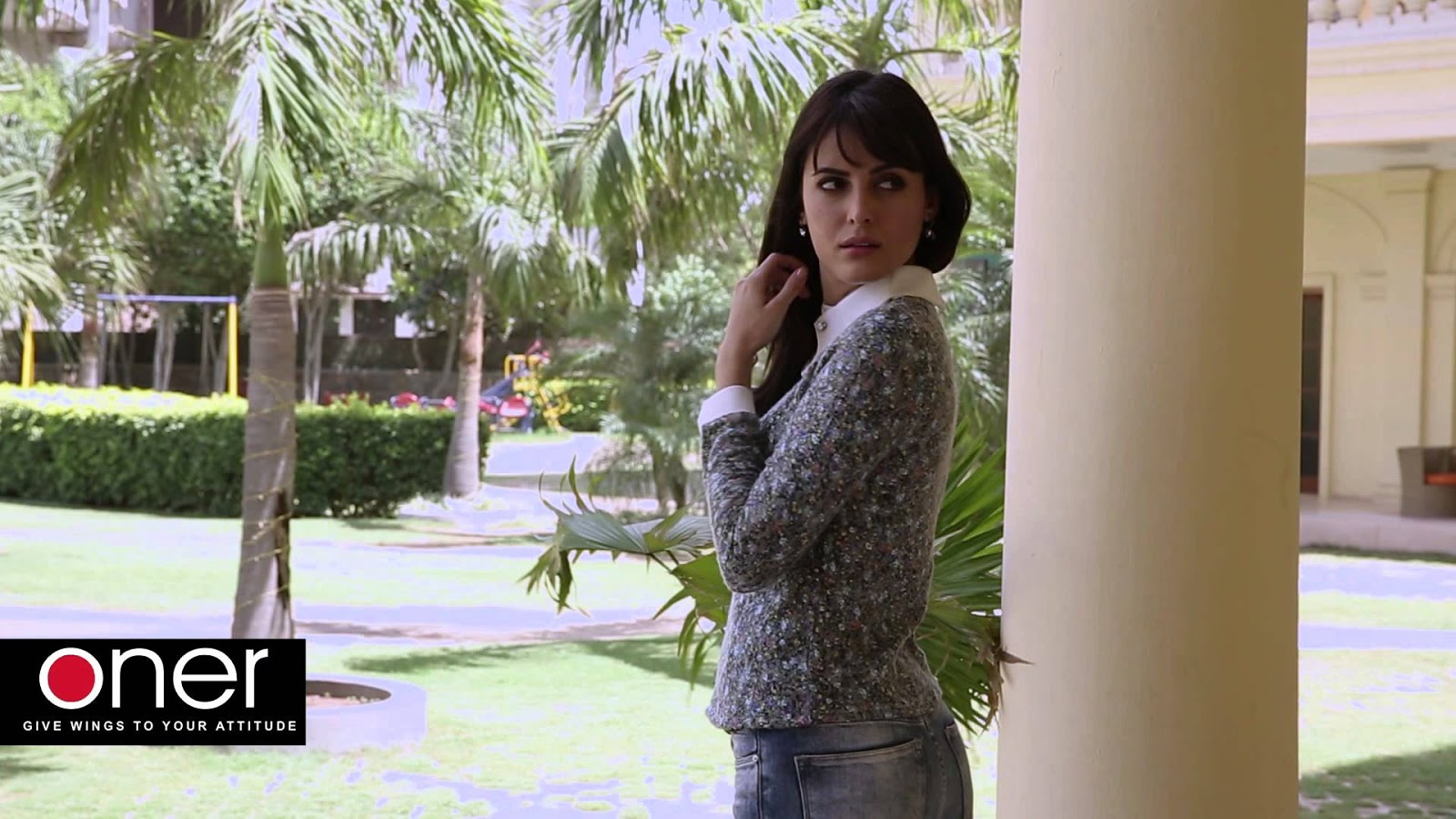 mandana karimi with vinod mukhi photoshoot