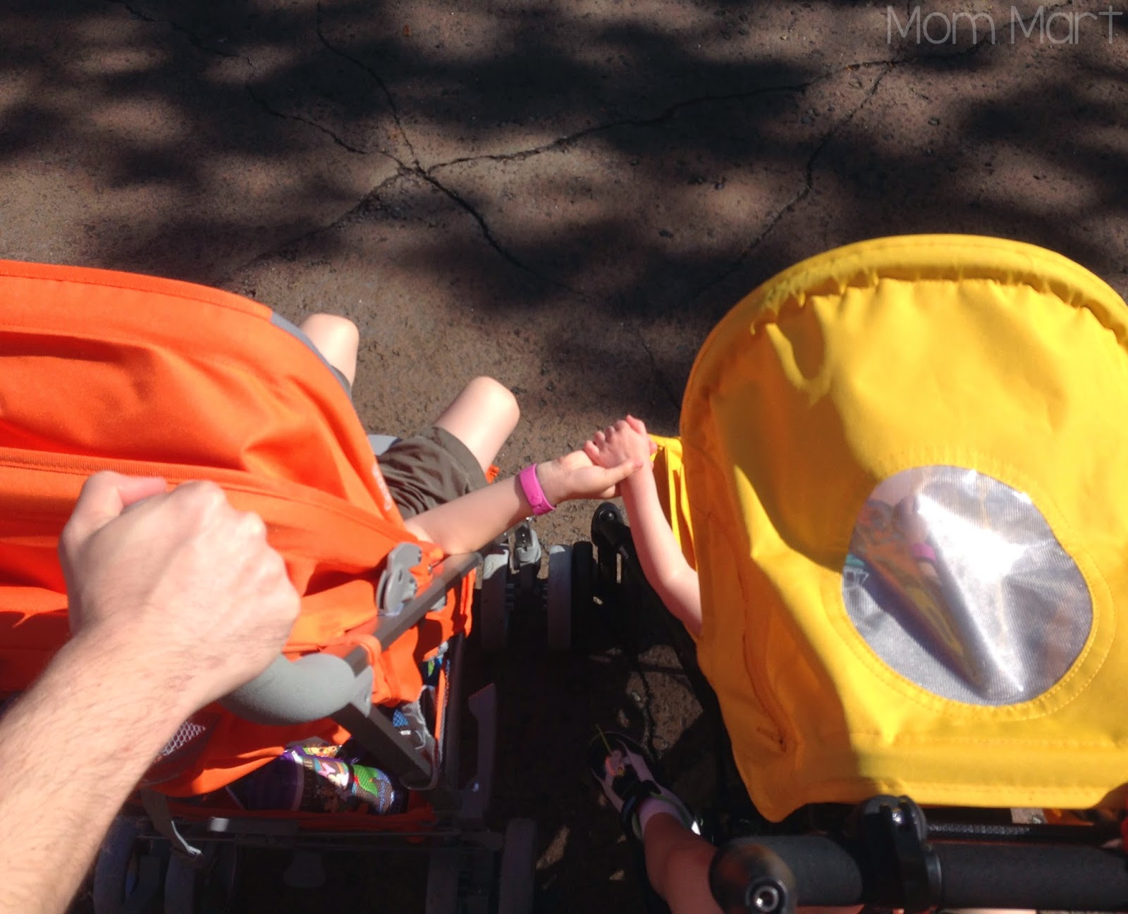 Strollers at Disney World #Disney #Strollers #TipsAndTricks #SingleStroller and #DoubleStroller