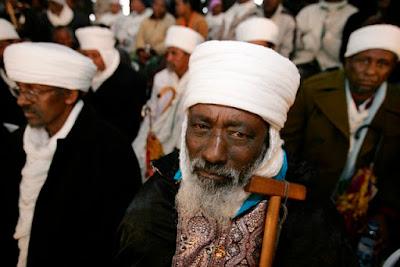 A descoberta dos judeus falashas