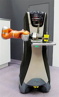 Gambar Robot perawat