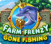 เกมส์ Farm Frenzy - Gone Fishing