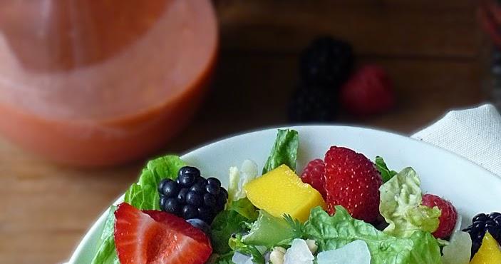 mango fruit salad fruit crush