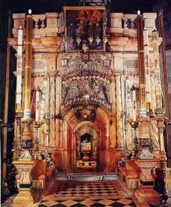 Ο Πανάγιος Τάφος