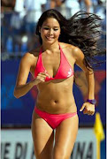 Fotos: Bellezas que inauguran el Mundial de Playa 2011