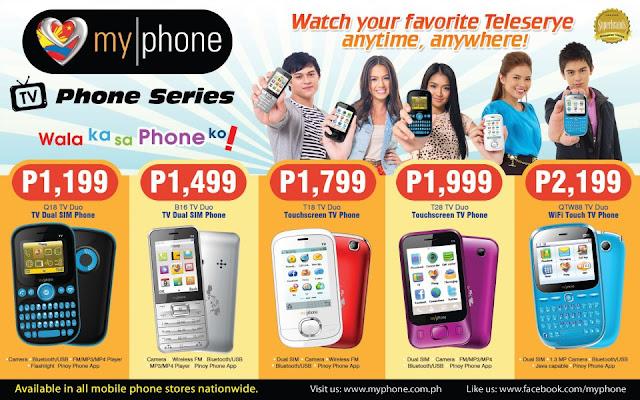 My Phone Phones Price List Philippines