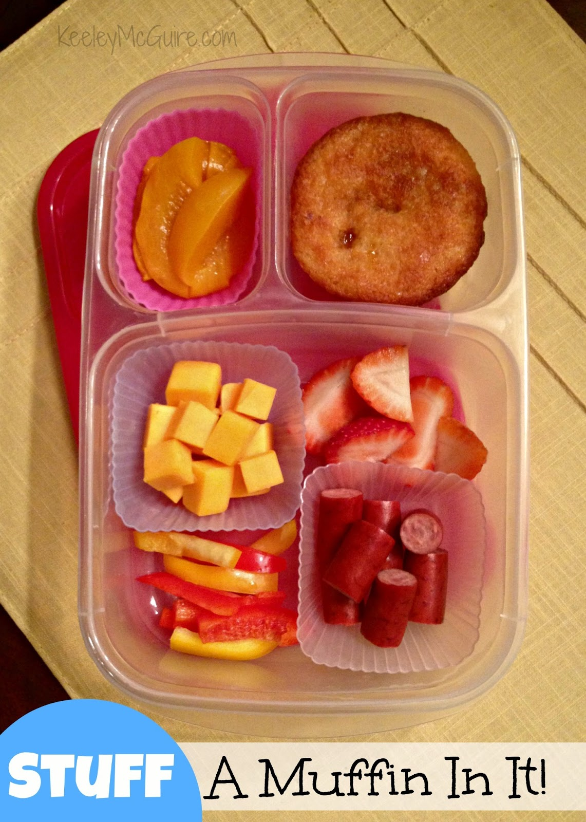 Lunch Made Easy 20 Non Sandwich School Ideas For Kids