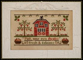 Country Cottage Needleworks - another favourite designer!
