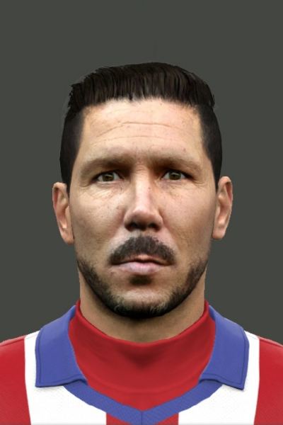 Diego Simeone PES 2016 Face