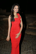 Glamorous Shanvi latest photos in Red-thumbnail-16