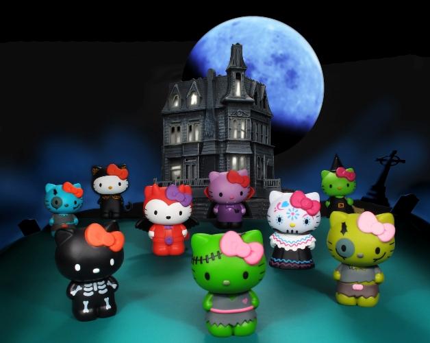 Collecting Toyz Funko S Hello Kitty Halloween Mystery