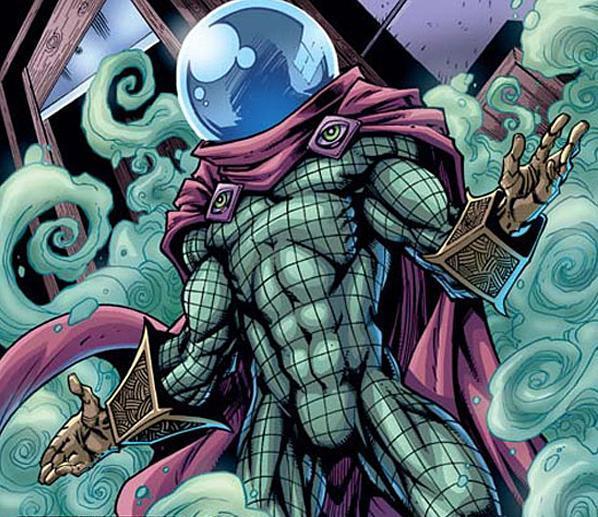 Mysterio spectacular spider man - photo#12