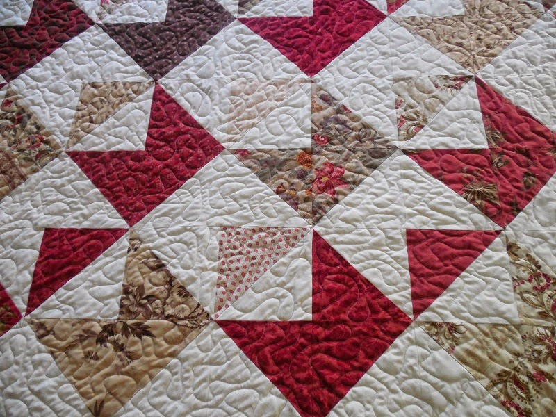whisper of rose quilts: you've got mail!