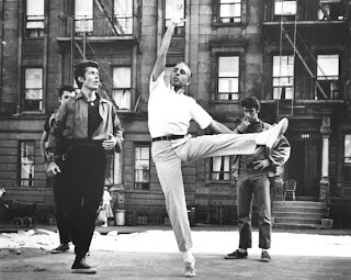 Art Now And Then West Side Story
