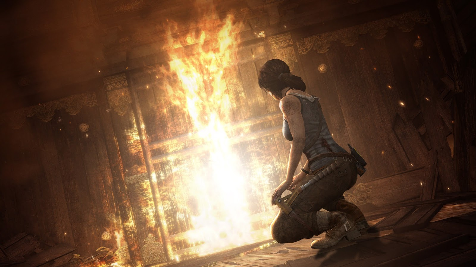 Tomb Raider HD & Widescreen Wallpaper 0.094911210295725