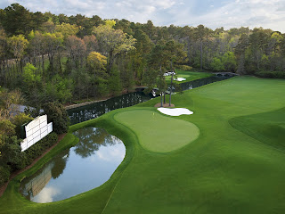 Augusta National 11th hole