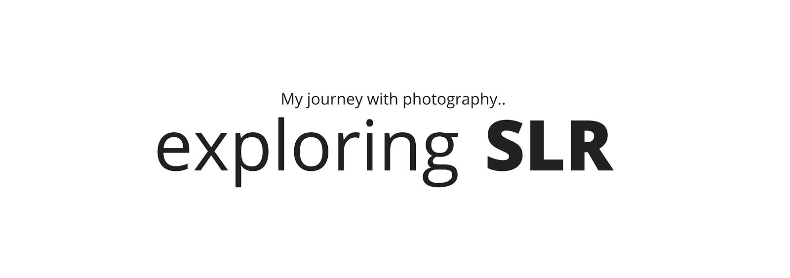 Exploring SLR