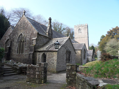 St.Breock Church, Cornwall