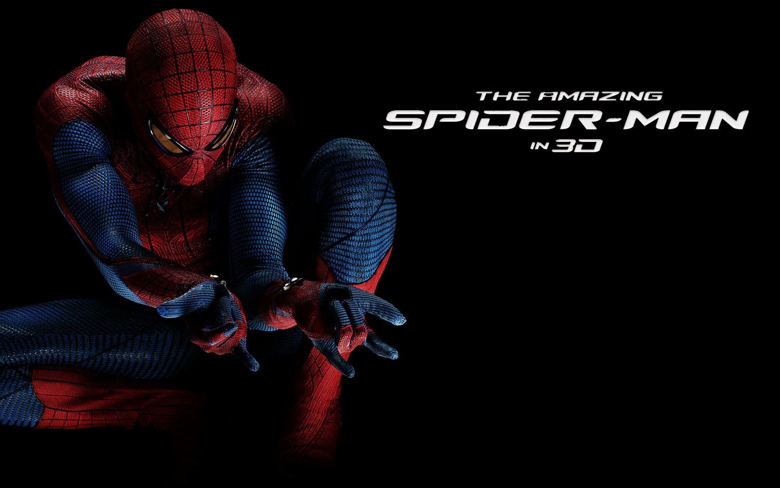 The Amazing Spider Man Le Plein De Fonds D Ecran Comic Screen L Actualite Des Super Heros Au Cinema Et A La Television