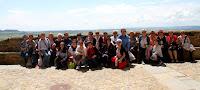 Visita a Huesca