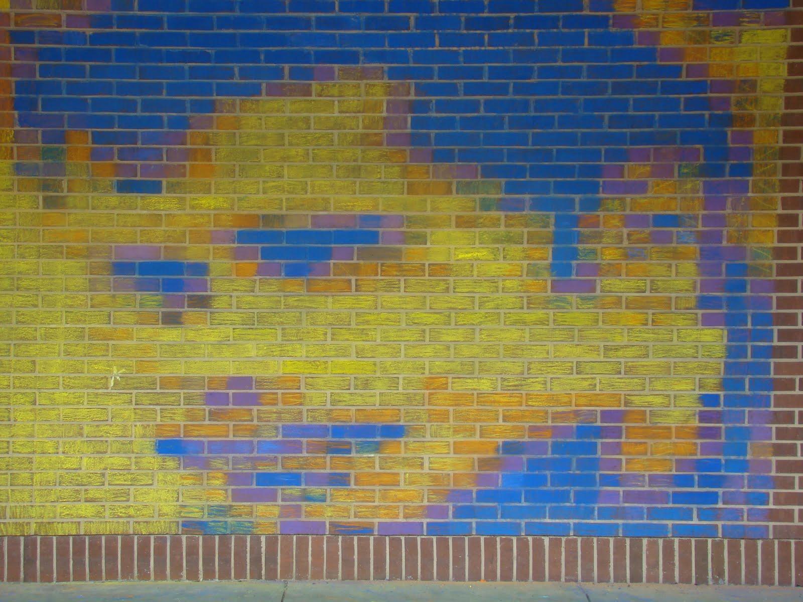 Art of Apex High School: Turning Bricks into Pixels