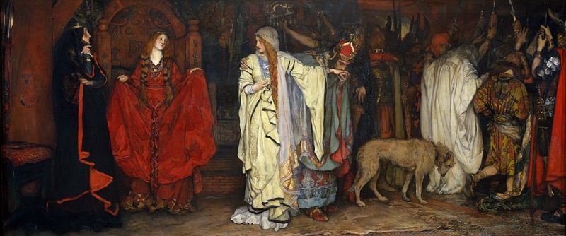 an analysis of the characters of the witches in the play macbeth by william shakespeare
