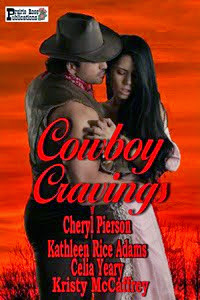 Cowboy Cravings Anthology ~ Historical Western Romances ~ Rating: Steamy