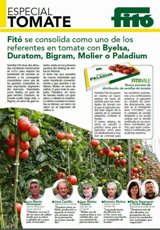 Tomates de Fitó