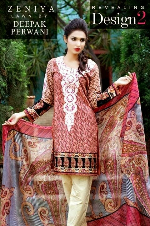 Best Zeniya Lawn Collection
