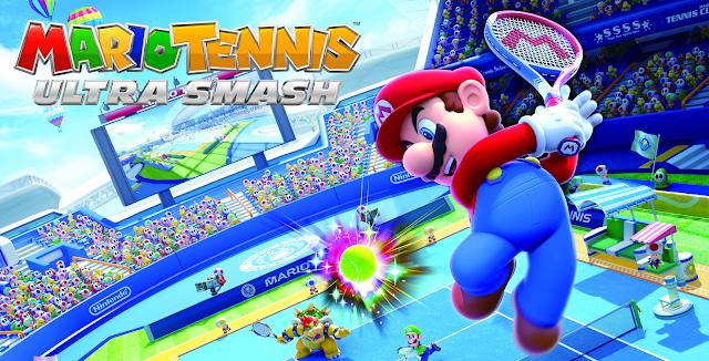 Mario Tennis: Ultra Smash (Wii U) Review