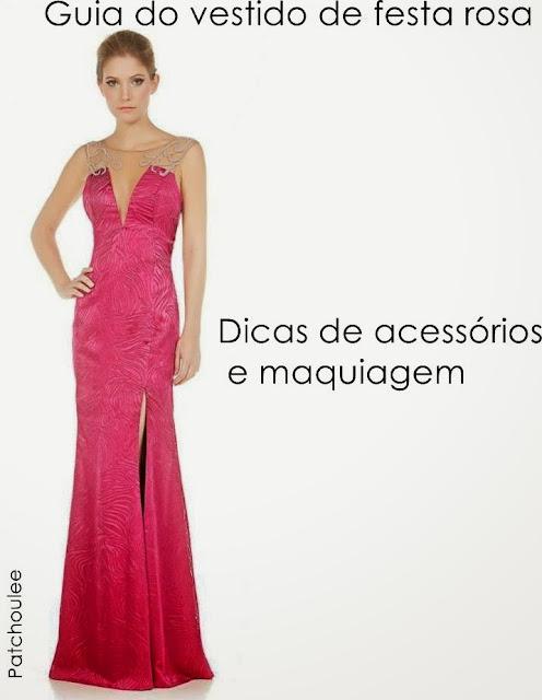 Bolsa De Festa Para Vestido Rosa : Melhores acess?rios para usar com vestido de festa rosa