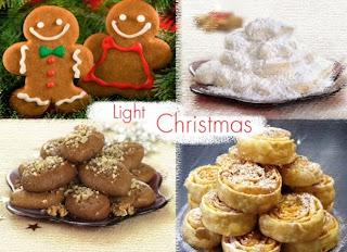 γλυκά των Χριστουγέννων