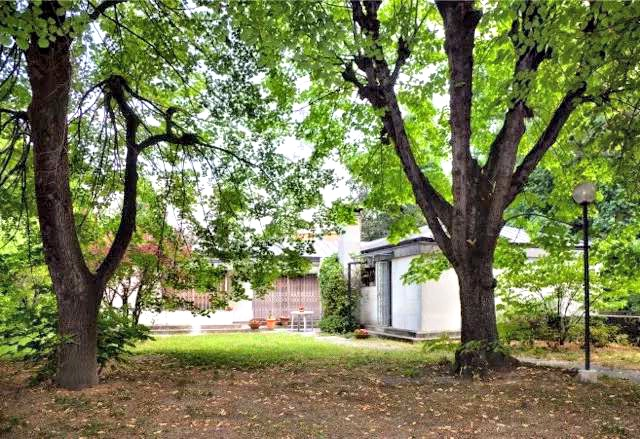 Prestigiosa villa Studio BBPR vendita Cassago Brianza