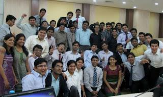 GMCS ITT Orientation Delhi Hyderabad Kolkata Mumbai Chennai Chandigarh Ahmedabad Bangalore Pune Indore Gurgaon
