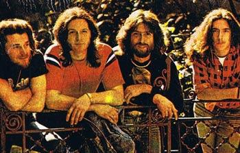 le orme 1977