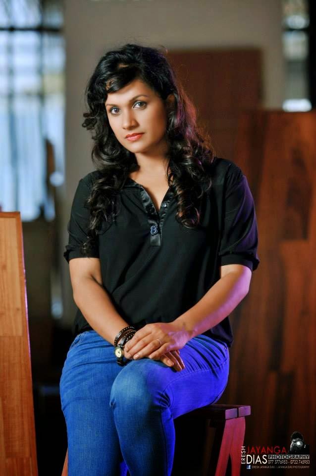 Teledrama Actress Sujeewa Dias