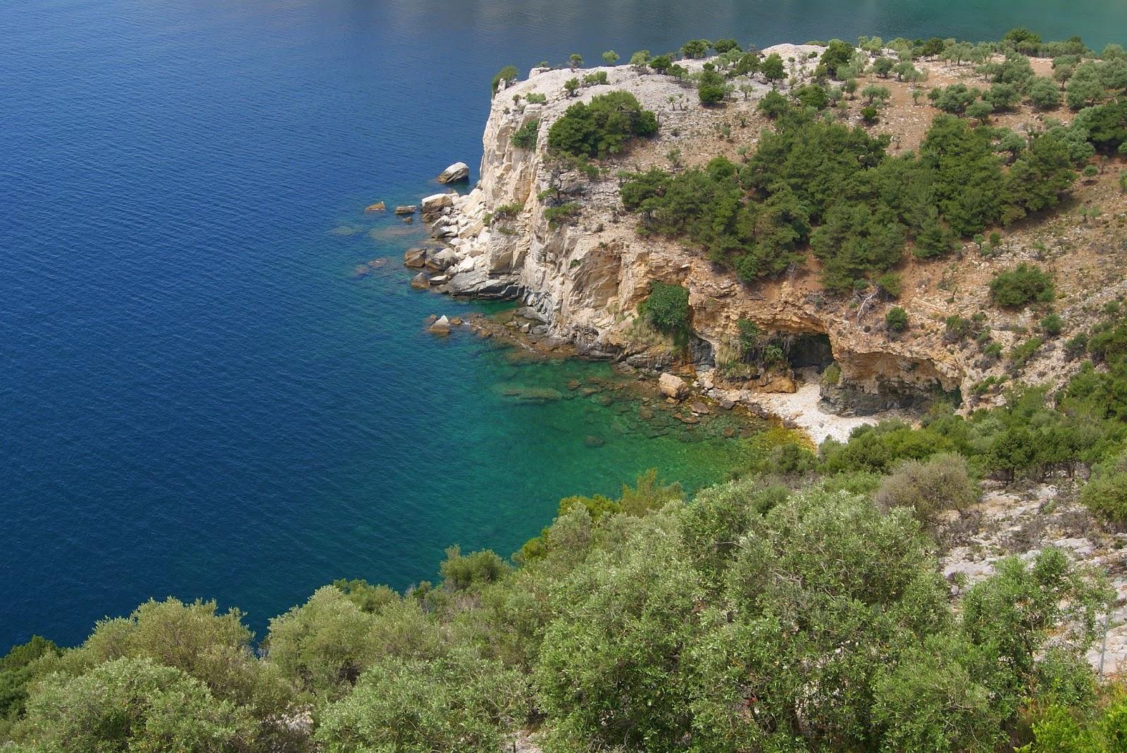 Monastyr Michała Archanioła, wyspa Thassos