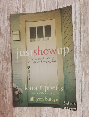 Just Show Up Book Review Sponsored by David C Cook and Family Christian